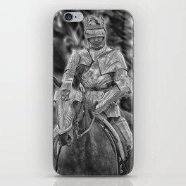 King Richard the Third iPhone Skin