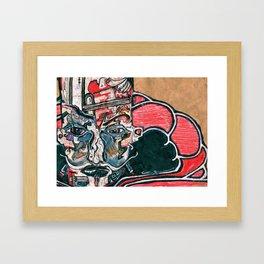 Alvardo Framed Art Print