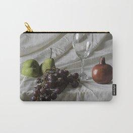 Bodegón de frutas Carry-All Pouch