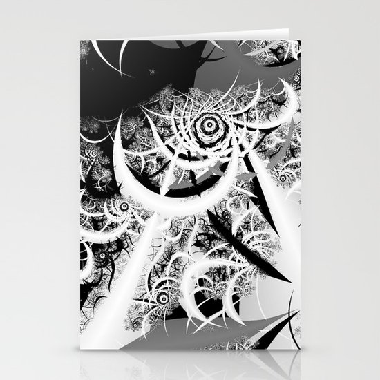Through the Void Stationery Cards
