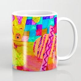 Colorful Feast | Kids Painting Coffee Mug