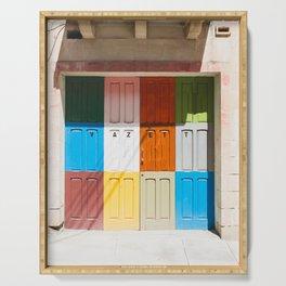 Malta Doors Serving Tray