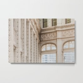 Detailed - Chicago Architecture Metal Print