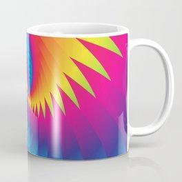 Blue Whirlwind Coffee Mug