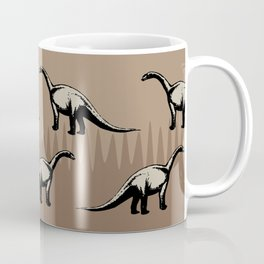 ChocoPaleo: Brontosaurus Coffee Mug