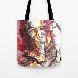 struggle and thought Tote Bag