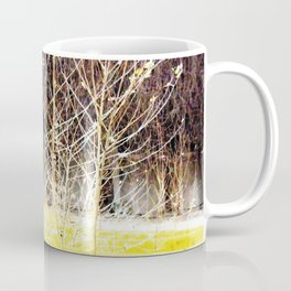 Nature finds the way inside... and outside... Everywhere! Coffee Mug