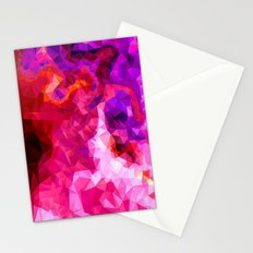 Pink Cocktail Stationery Cards