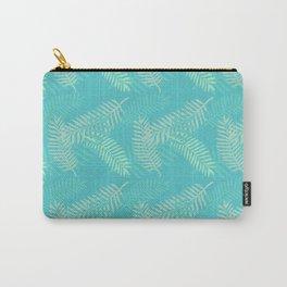 Tropik Blue Carry-All Pouch