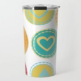 Dream Sea Sailor Beach Summer Love Travel Mug