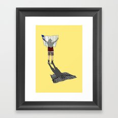 Lost Youth Framed Art Print