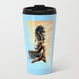 Season of the Legend - Icarus Descending Travel Mug