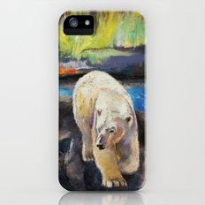 Northern Lights Slim Case iPhone (5, 5s)