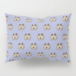 Pitbull Loaf - Fawn Pit Bull with Cropped Ears Pillow Sham