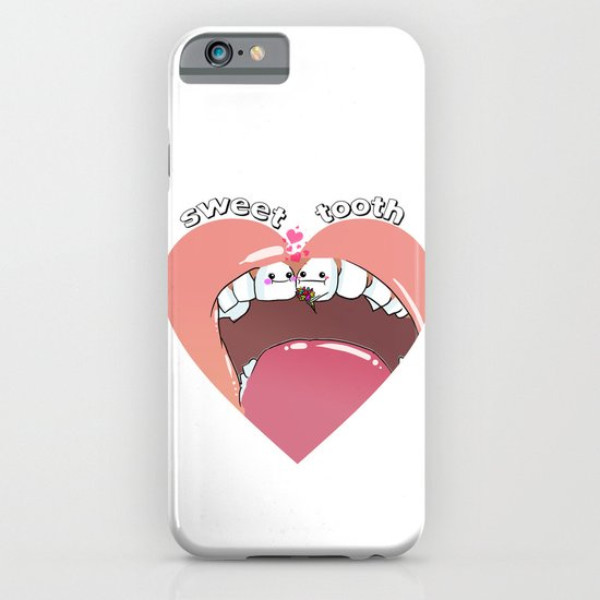 """""""sweet tooth"""" iPhone & iPod Case"""