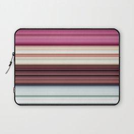Sandwich cookie stripes Laptop Sleeve