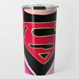 Girl, you're super Travel Mug
