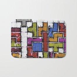 Life as Tetris Bath Mat