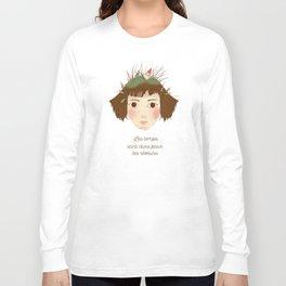 AMELIE POULAIN Long Sleeve T-shirt
