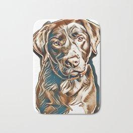 dog life Bath Mat