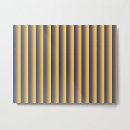 Moonlight blinds Metal Print
