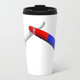 Straight Razor Travel Mug