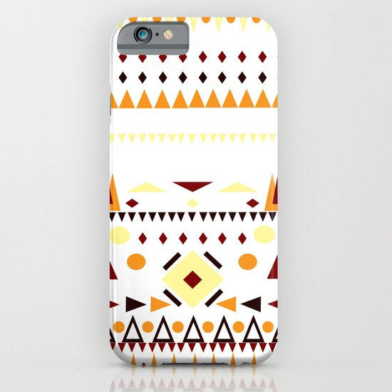 Fall Paterns iPhone & iPod Case
