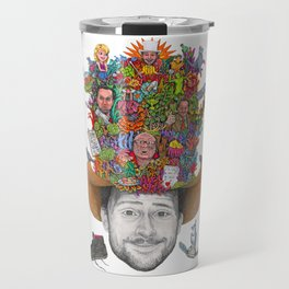 THE KING OF THE RATS Travel Mug