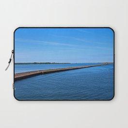 Beyond the Superior Horizon Laptop Sleeve