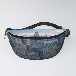 New York City Dusk Fanny Pack