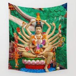 Buddhist Goddess Wall Tapestry