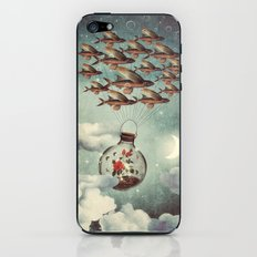 The Rose That Wanted to See the World iPhone & iPod Skin