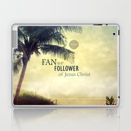 FAN or FOLLOWER? Laptop & iPad Skin