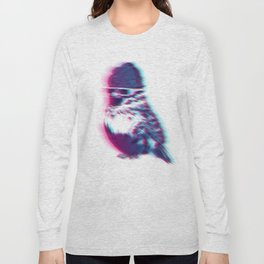 Bird Hair Day Long Sleeve T-shirt