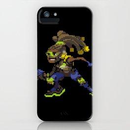 Lucio over iPhone Case