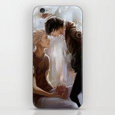 solangelo iPhone & iPod Skin