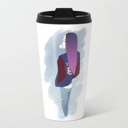 Gum girl Travel Mug
