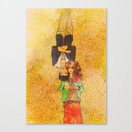 Valentine Illo Canvas Print