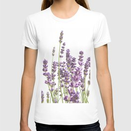Purple Lavender #3 #decor #art #society6 T-shirt