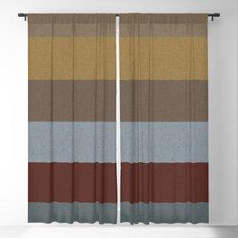Copenhagen Colors Blackout Curtain