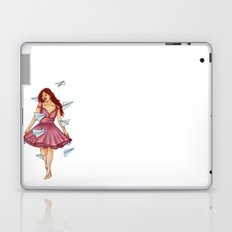 On A Breeze Laptop & iPad Skin