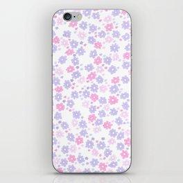 Flora (Lilac) iPhone Skin