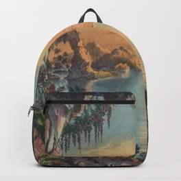 The Fairy Grotto (1867) Backpack