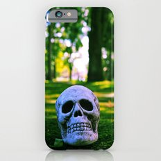 Northwest skull iPhone 6s Slim Case