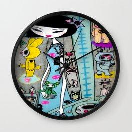 moymoy Wall Clock