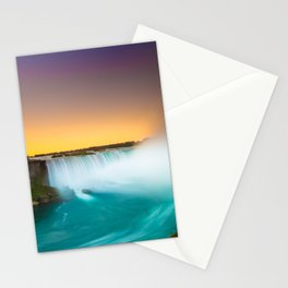 Niagara Falls Canada Stationery Cards