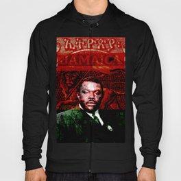 Marcus Garvey Black Nationalist Design Merchandise Hoody