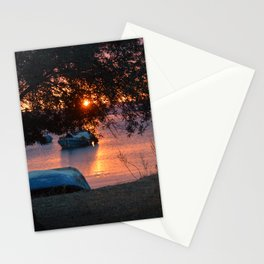 On a Magic Night Stationery Cards