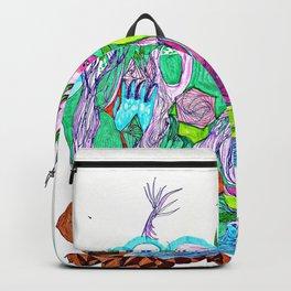 Fractal Landscape Backpack