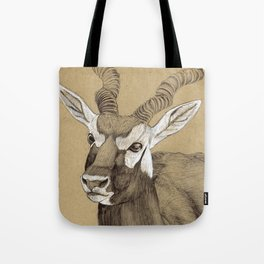 Blackbuck Tote Bag